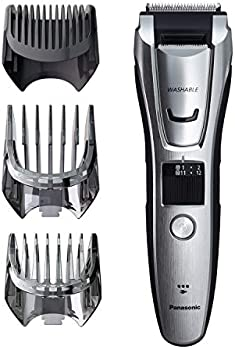 Panasonic ER-GB80-S Washable Body & Beard Trimmer & Hair Clipper