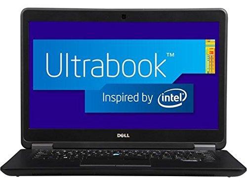 Dell Latitude E7450 Ultrabook Laptop: 14' hd (1366x768), Intel I5-5300U , 128GB SSD, 8Gb Ram, Bluetooth, Win 10 Professional (Certified Refurbished)