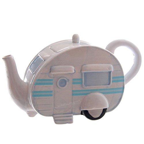 Giftbrit-8541935848-Ceramic-Caravan-Decorative-Teapot