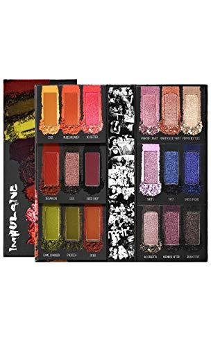 Melt Impulsive Pressed Pigment Eyeshadow Palette (Melt Cosmetics Shadow)