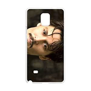 Johnny Depp Cell Phone Case for Samsung Galaxy Note4