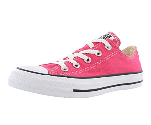 (Converse Unisex Chuck Taylor All Star 2019 Seasonal Low Top Sneaker Strawberry Jam 5 M US)
