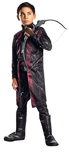 Rubie's Costume Avengers 2 Age of Ultron Child's Deluxe Hawkeye Costume, Small
