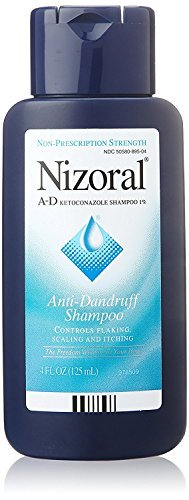 Price comparison product image Nizoral Anti-Dandruff Shampoo, 4 Ounce (Non-Prescription Strength)