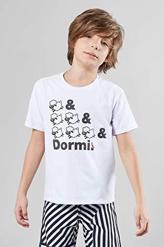 Camiseta Mini Sm &&& Dormi