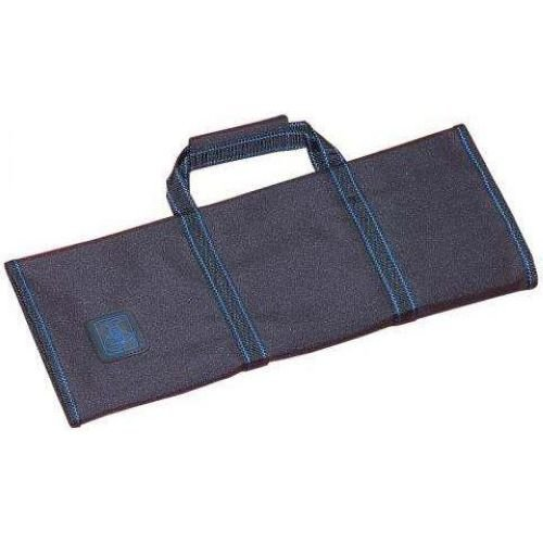 TableCraft Products E1113 Soft Knife Roll with Handle, Holds 13 Knives/Tools