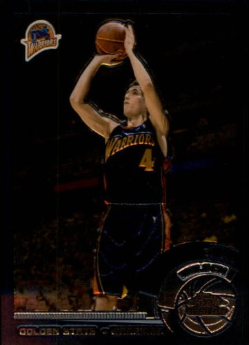 2002 Topps Chrome Basketball Rookie Card (2002-03) #135A Jiri Welsch Near (03 Topps Chrome Rookie Basketball)