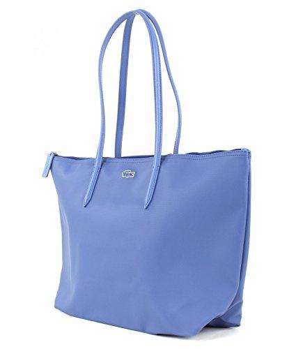Lacoste NF1344PO - Bolsa de la compra de material sintético mujer Dutch Blue (Azul)
