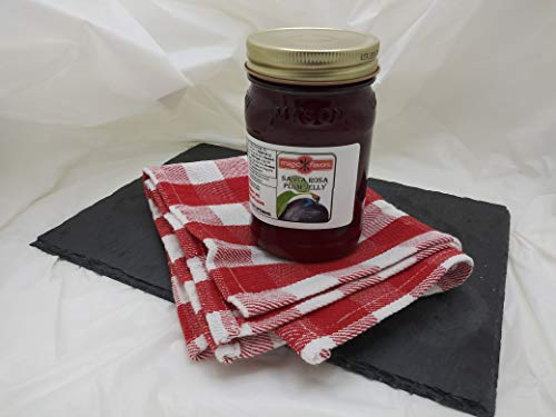 Magic Flavors Santa Rosa Plum Jelly