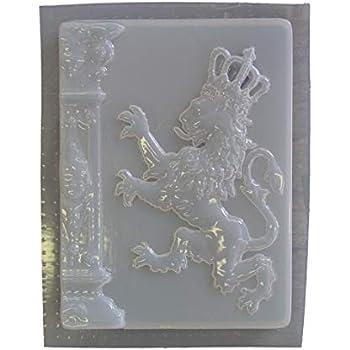 Camel plaque plastic mold  plaster concrete abs animal casting mould