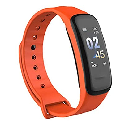 FKING Fitness Tracker Activity Tracker Heart Rate Monitor Pedometer Sleep Blood Oxygen Waterproof Smart Wristband Estimated Price £19.95 -