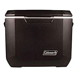 Make the fun last longer when you roll in with a Coleman 50-Qt Xtreme Cooler. It uses an insulated lid and extra insulation in the walls to keep your items cold for up to five days. Large enough to hold 84 cans, this Coleman 50-qt cooler gives you pl...