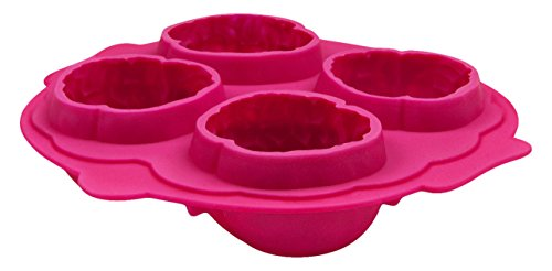 Fred BRRRAINS Silicone Ice Tray -