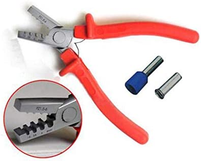 WY-WY 家の修理のためのプライヤー、すなわち屋外産業メンテナンス赤い小管状の端子圧着プライヤーセット(カラー:レッド、サイズ:23.5 * 10.4センチメートル) ラジオペンチ