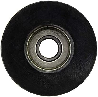 Atfipan 8mm U Groove Ball Bearing 0840UU Groove Guide Pulley Sealed Rail Ball Bearing 84020.7mm
