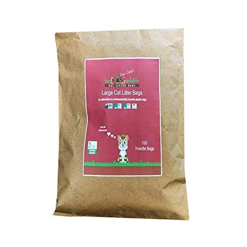 Biodegradable Cat Poop Bags