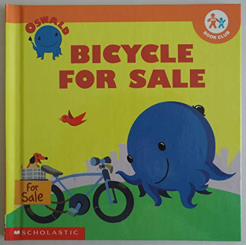 Oswald: Bicycle for Sale (Nick Jr. Book Club)