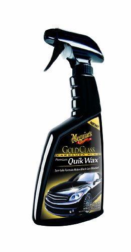 Meguiar's G7716 Gold Class Carnauba Plus Premium Quik Wax - 16 oz.