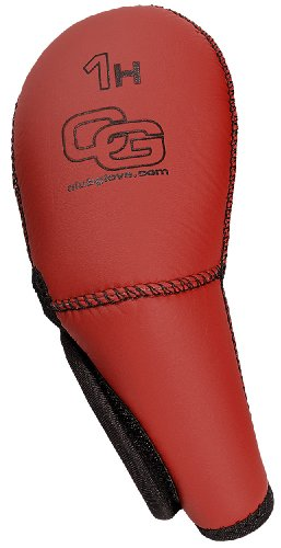 Club Glove #1 IC Hybrid Gloveskin (Red) (Club Glove Headcovers)