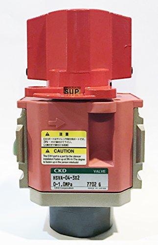 CKD Corporation HSVA-04-3X2 HSV Manual Switching
