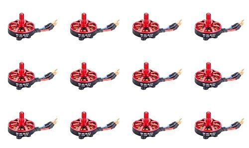12 x Quantity of Walkera Runner 250 (R) Advanced GPS Quadcopter Drone Runner 250(R)-Z-10 Counter Clockwise Brushless Motor (CCW)(WK-WS-28-014) for Advanced GPS Quadcopter Drone KV2500 by HobbyFlip