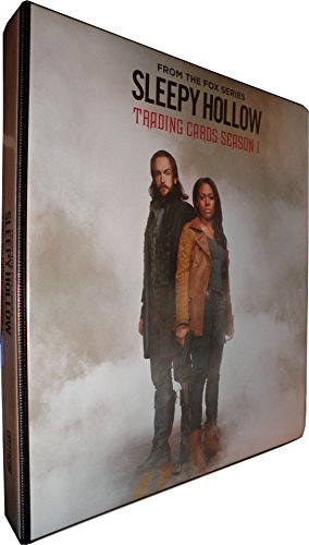 Sleepy Hollow Trading Card Binder Album with BC1 Lenticular Promo Card by Sleepy Hollow