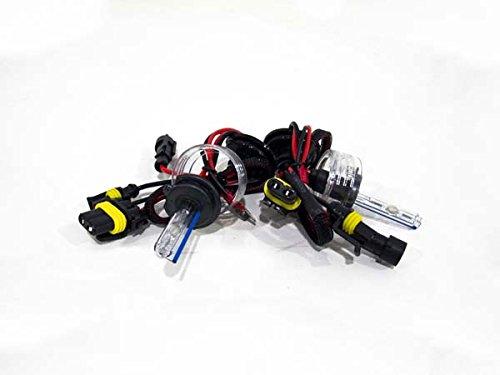 Race Sport H7-6K-SB-RB Replacement Bulb, Pair