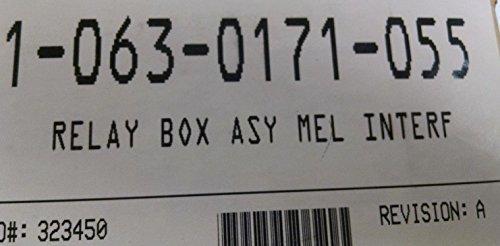 063-0171-055 RAVEN RELAY BOX ASSEMBLY MEL INTERFACE by Raven
