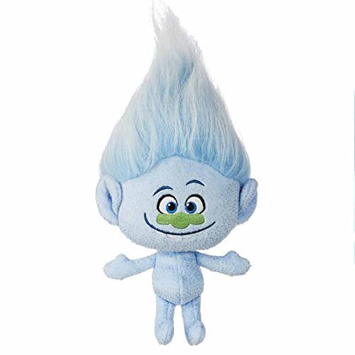 DreamWorks Movie Trolls Poppy Branch Hug Plush Doll Toy Kids Xmas Gifts gray 30cm