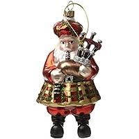 Gaita escocesa Papá Noel