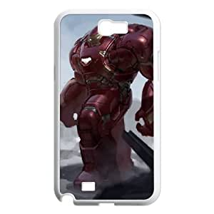 Avengers Age Of Ultron Samsung Galaxy N2 7100 Cell Phone Case White gife pp001_9282566
