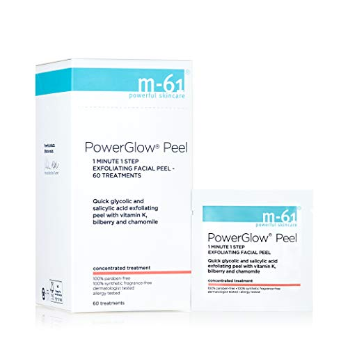 - M-61 PowerGlow Peel, Size 60 Treatments