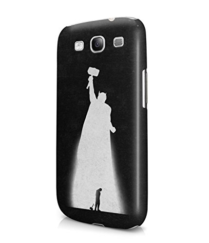Thor The Avengers God Of Thunder Grunge Plastic Snap-On Case Cover Shell For Samsung Galaxy S3