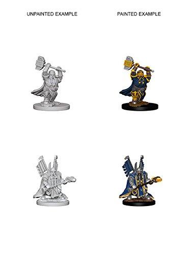 (Dungeons And Dragons: Nolzur's Marvelous Unpainted Miniatures - Dwarf Male)