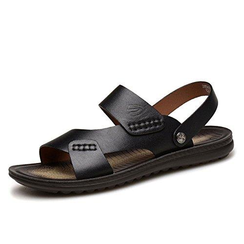 Scarpe Casual da Sandali Spiaggia Estivi Pantofole Black LEDLFIE All'aperto XAqtIww