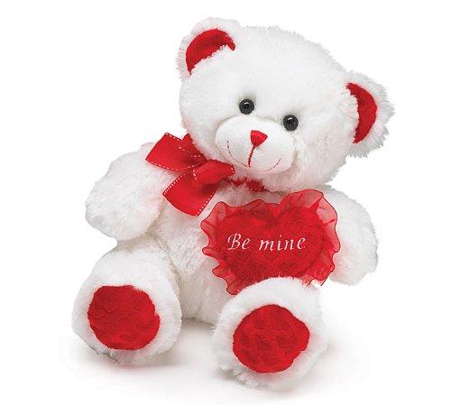 Cupid Bear (Plush Valentine Bear)