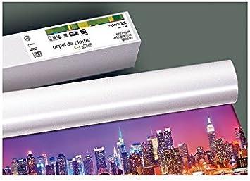 Fabrisa 79103014 - Rollo de papel para plóter, 140 g, 914 mm x 30 m: Amazon.es: Oficina y papelería