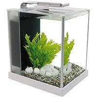 Fluval Spec III 2.6-Gallon Aquarium Kit (White)