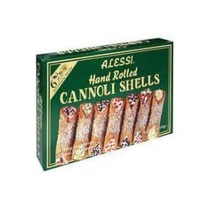 Alessi cannoli shells lrge 4 oz cell phones for Amazon alessi