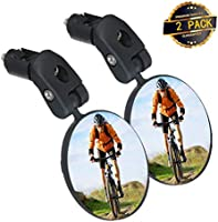 WOTOW Reflective Bike Handlebar Bag, Waterproof Front Frame Bicycle Basket Pack Cycling Tool Accessories Storage Pouch...