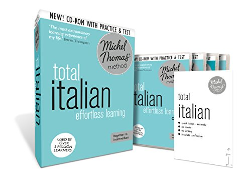 Total Italian: Revised (Learn Italian with the Michel Thomas Method) (A  Hodder Education Publication) (Italian Language Michel Thomas compare prices)