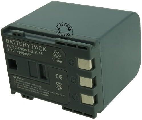 バッテリー DURACELL DRC2L