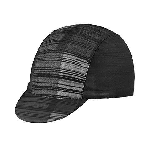(CATENA Women's Outdoors Sports Cycling Cap Bike Skull Breathable Sun Caps Riding Hat for Men, Medium)