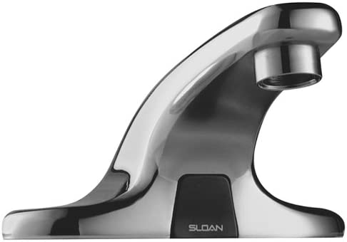 Sloan Valve 589157 HAND WASH FAUCET, 12.00 x 11.25 x 0.04 inches, Chrome