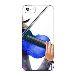 Hot PeQ39236gTRU The Blue Eyed Musician Cases Covers Compatible With Iphone 5c