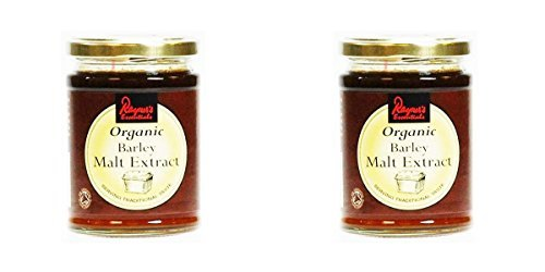 (2 PACK) - Rayners Barley Malt Extract - Organic| 340 g |2 PACK - SUPER SAVER - SAVE MONEY by Healthy Food Brands Ltd