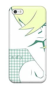 Durable Bakemonogatari Anime Monogatari Series Back Case/cover For Iphone 5/5s