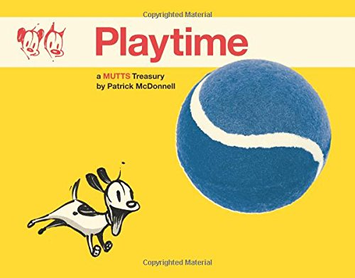 Playtime: A Mutts Treasury ebook