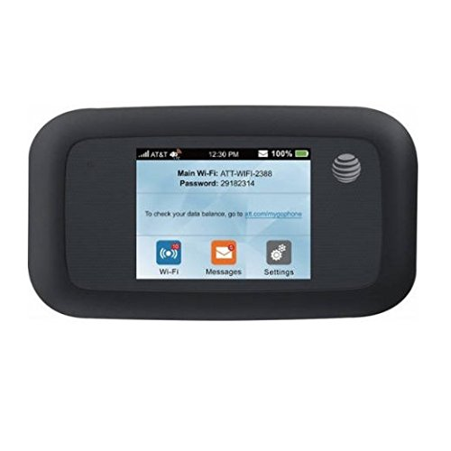 AT&T Velocity 4G LTE Mobile WiFi Hotspot (Black) for sale  Delivered anywhere in USA