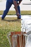 Ashman Garden Landscape Staples Stakes Pins SOD